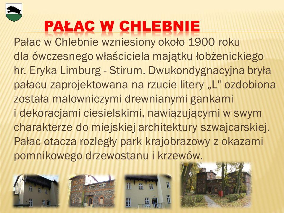 Dom Pomocy Społecznej mieści się we wsi Dębno, w gminie Łobżenica.