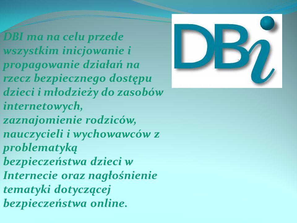 W roku 2012 DBI obchodzić będziemy 7 lutego. Tematem przewodnim międzynarodowego Dnia Bezpiecznego Internetu jest Internet jako łącznik między pokolen