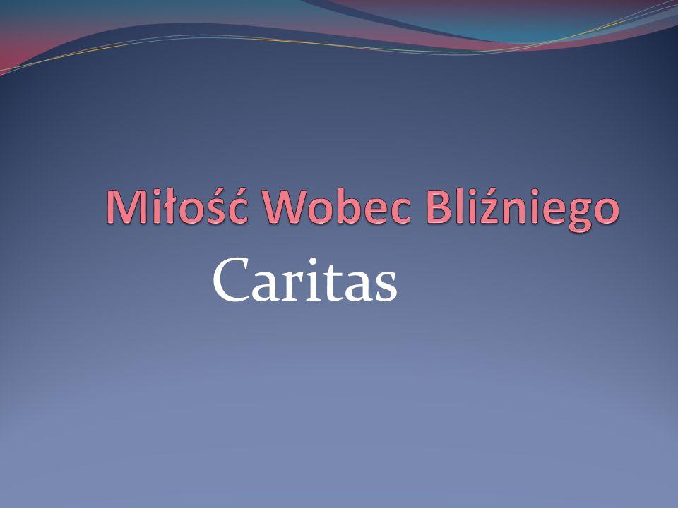 katolicka organizacja charytatywna działająca w Polsce jak i na świecie.