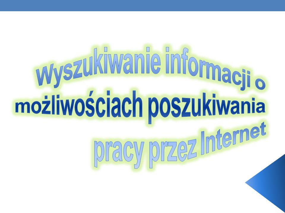 Różnego typu instytucje i organizacje aktywnego wspierania poszukiwania zatrudnienia (tzw.