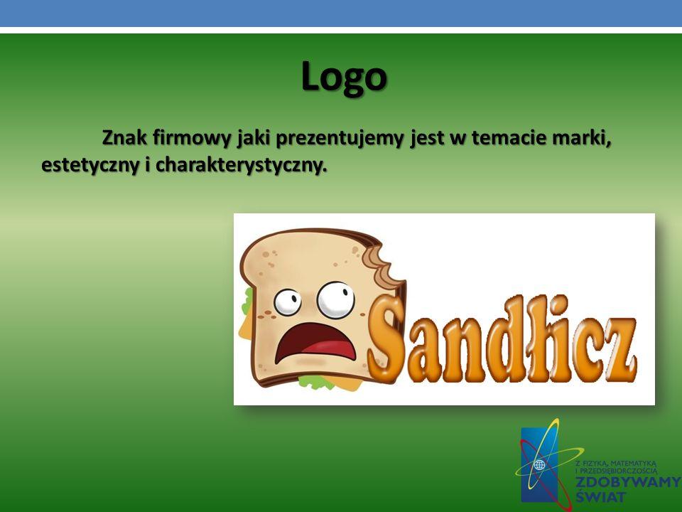 Znak firmowy jaki prezentujemy jest w temacie marki, estetyczny i charakterystyczny.