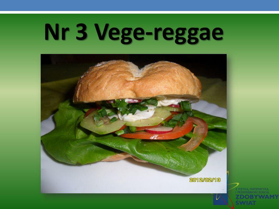 Nr 3 Vege-reggae