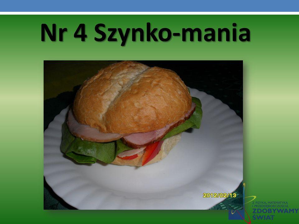 Nr 4 Szynko-mania