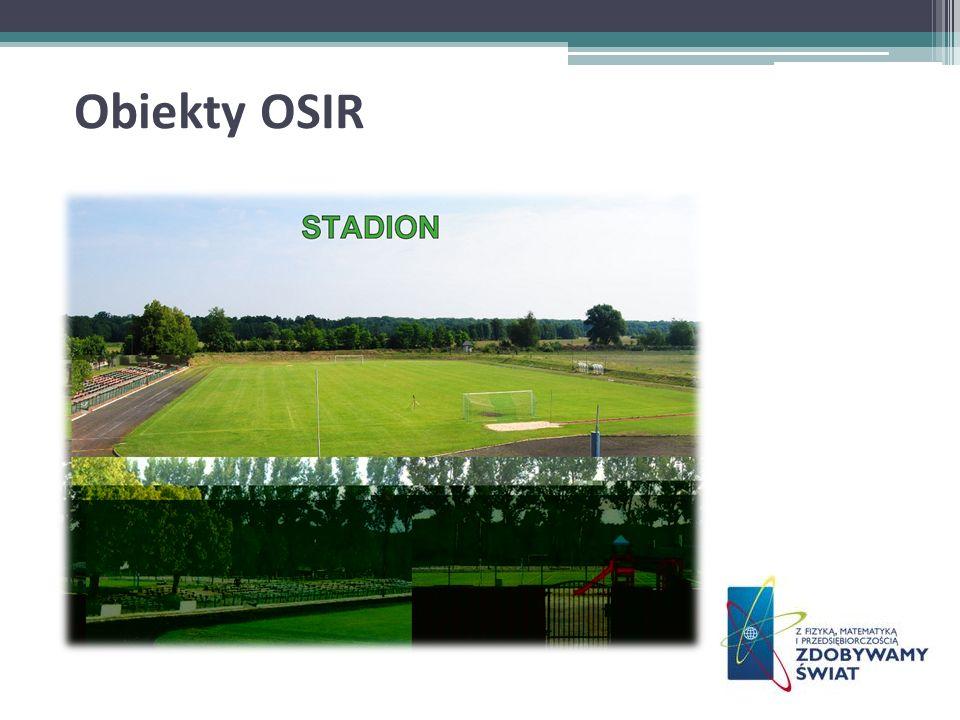 Obiekty OSIR