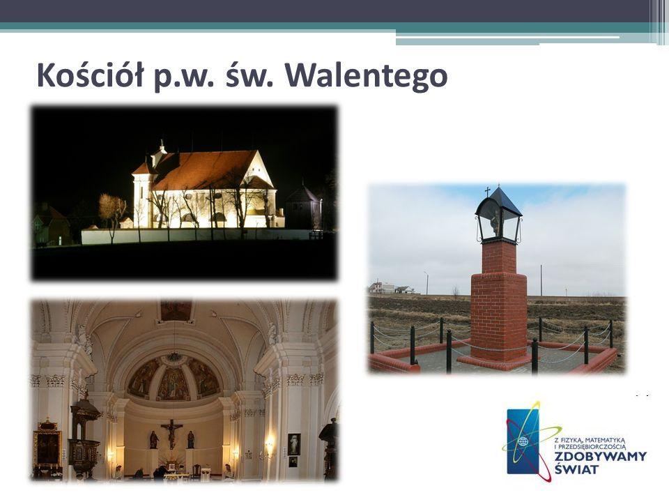 Kościół p.w. św. Walentego