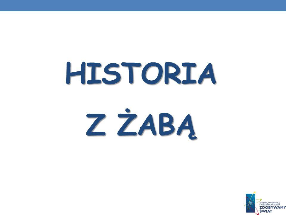 HISTORIA Z ŻABĄ