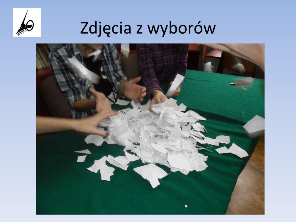 Zdjęcia z wyborów