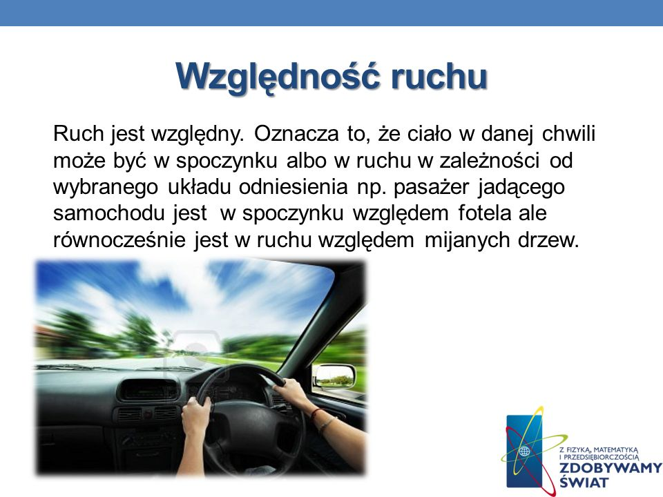 Podsumowanie Czas reakcji jest potrzebny kierowcy, aby zareagować na krytyczną sytuację.