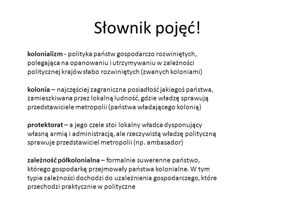Słownik pojęć.
