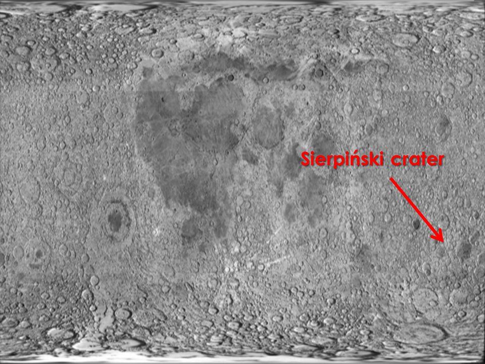 Sierpiński crater