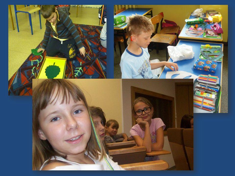 NAUKĘ WSPIERAJĄ SPECJALISTYCZNE ZAJĘCIA: zajęcia logopedyczne terapia pedagogiczna zajęcia metodą Montessori socjoterapia rehabilitacja zajęcia dla dzieci z ryzyka dysleksji oraz mających trudności w uczeniu się matematyki