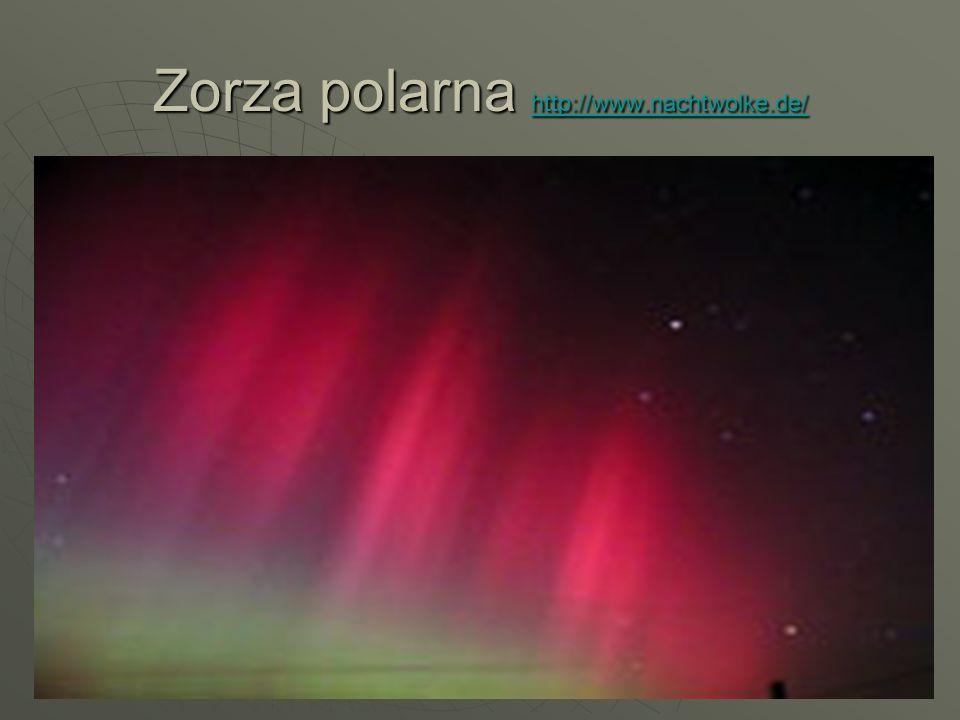 Zorza polarna http://www.nachtwolke.de/ http://www.nachtwolke.de/