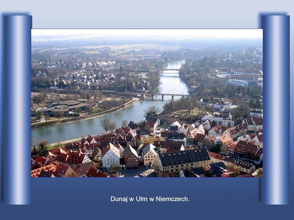 Chroniony obszar delty Dunaju...