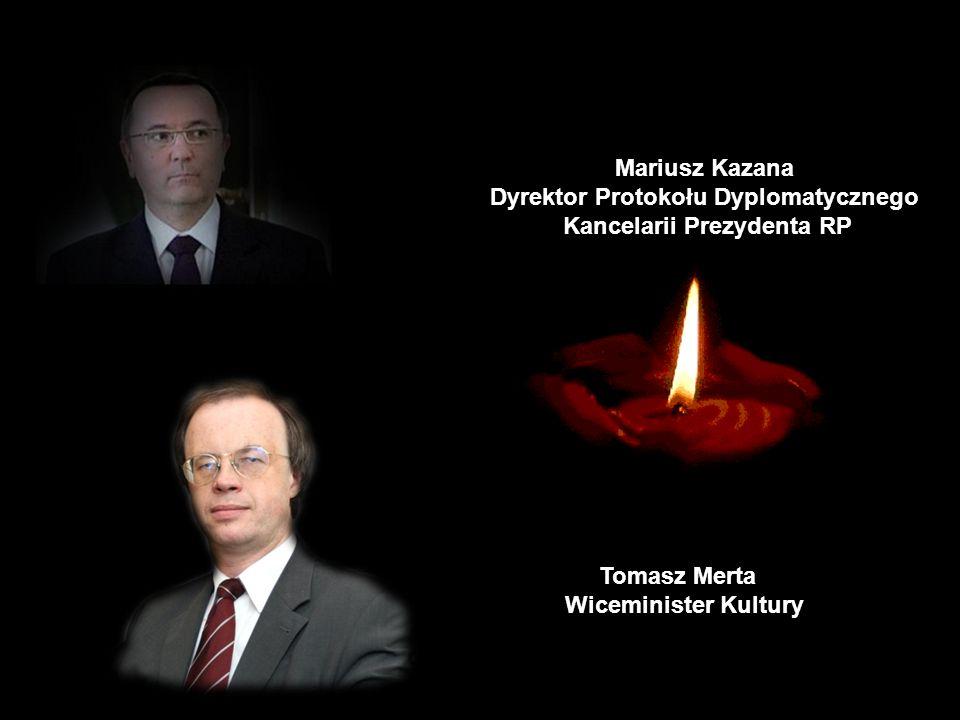 Kancelaria Prezydenta Barbara Mamińska Katarzyna Doraczyńska Izabela Tomaszewska Dariusz Jankowski
