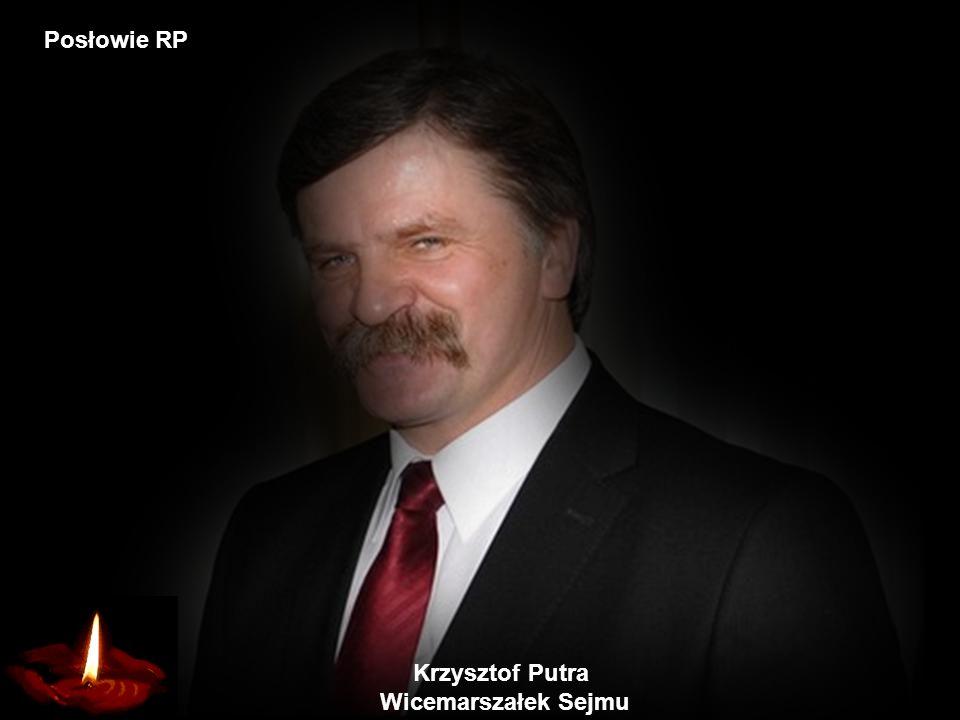 Mariusz Kazana Dyrektor Protokołu Dyplomatycznego Kancelarii Prezydenta RP Tomasz Merta Wiceminister Kultury