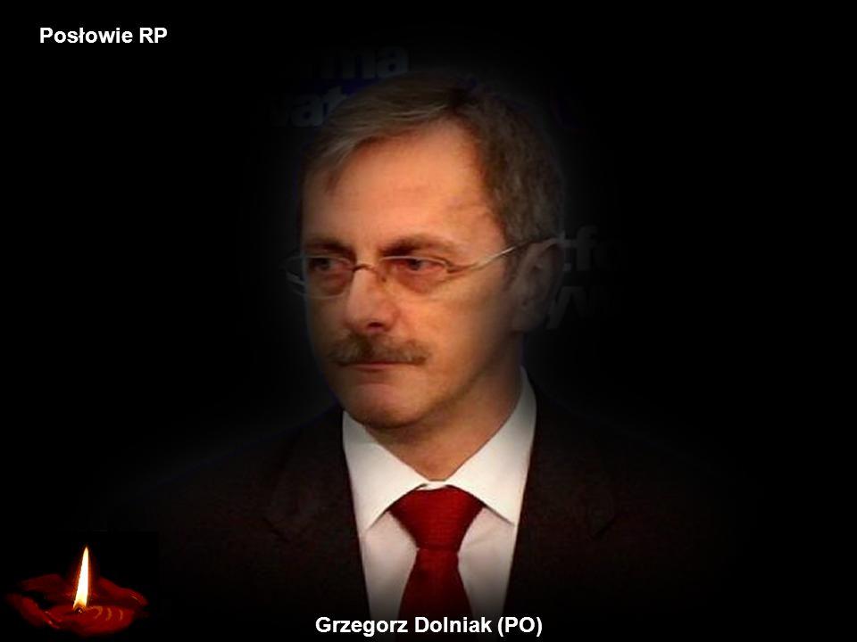 Zbigniew Wassermann (PiS) Posłowie RP