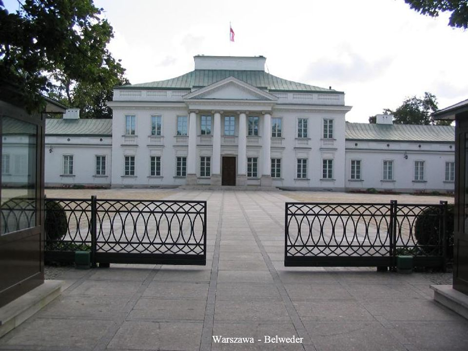 Warszawa - Belweder