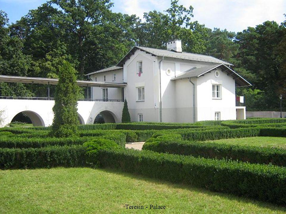 Starawieś - Palace Radziwiłłów