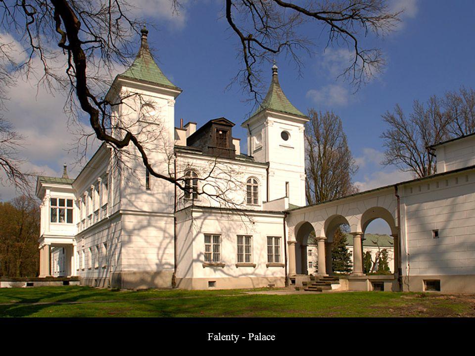 Falenty - Palace