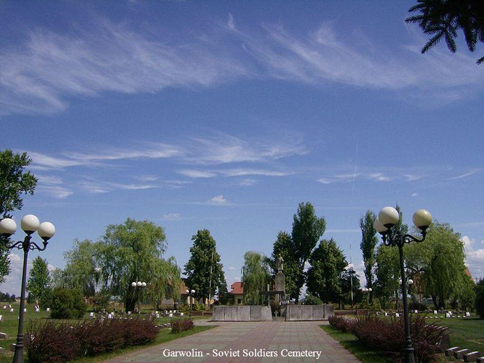 Garwolin - Soviet Soldiers Cemetery