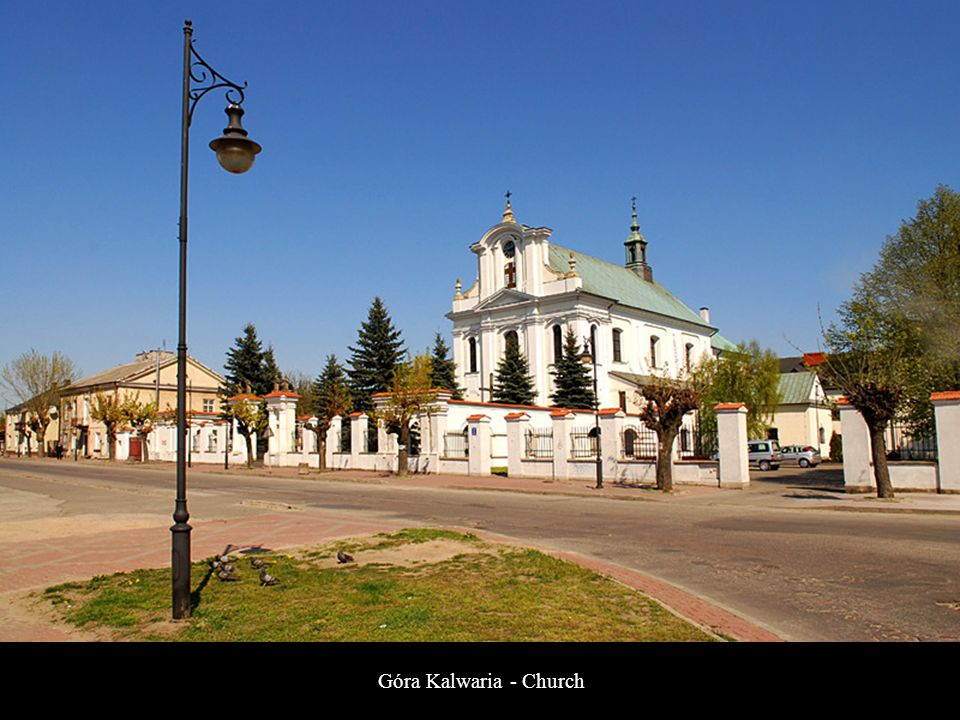 Góra Kalwaria - Church