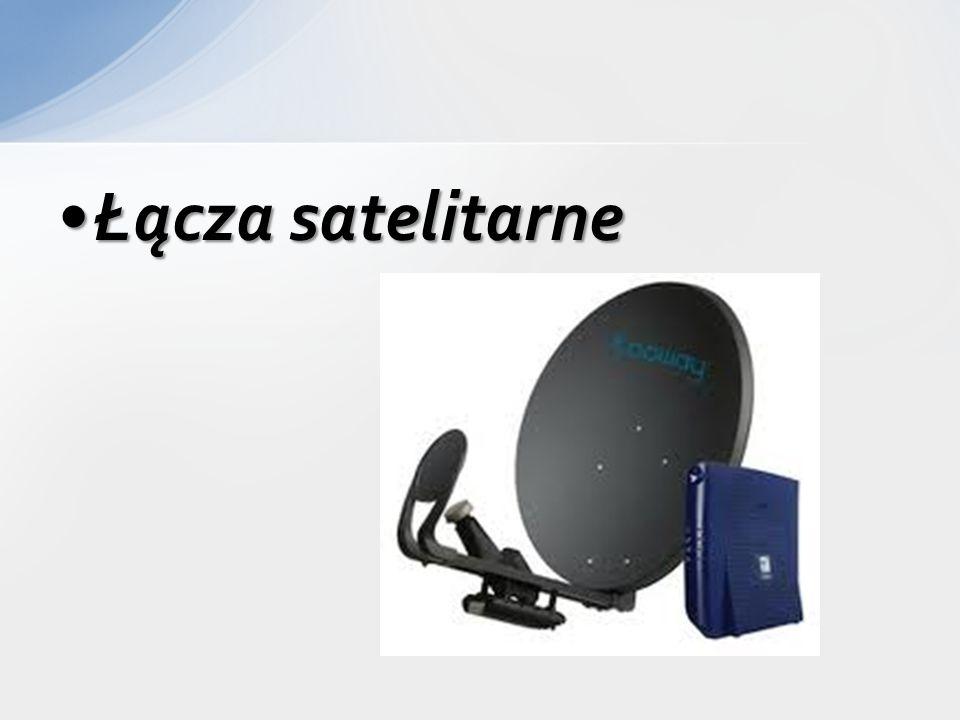 Łącza satelitarneŁącza satelitarne