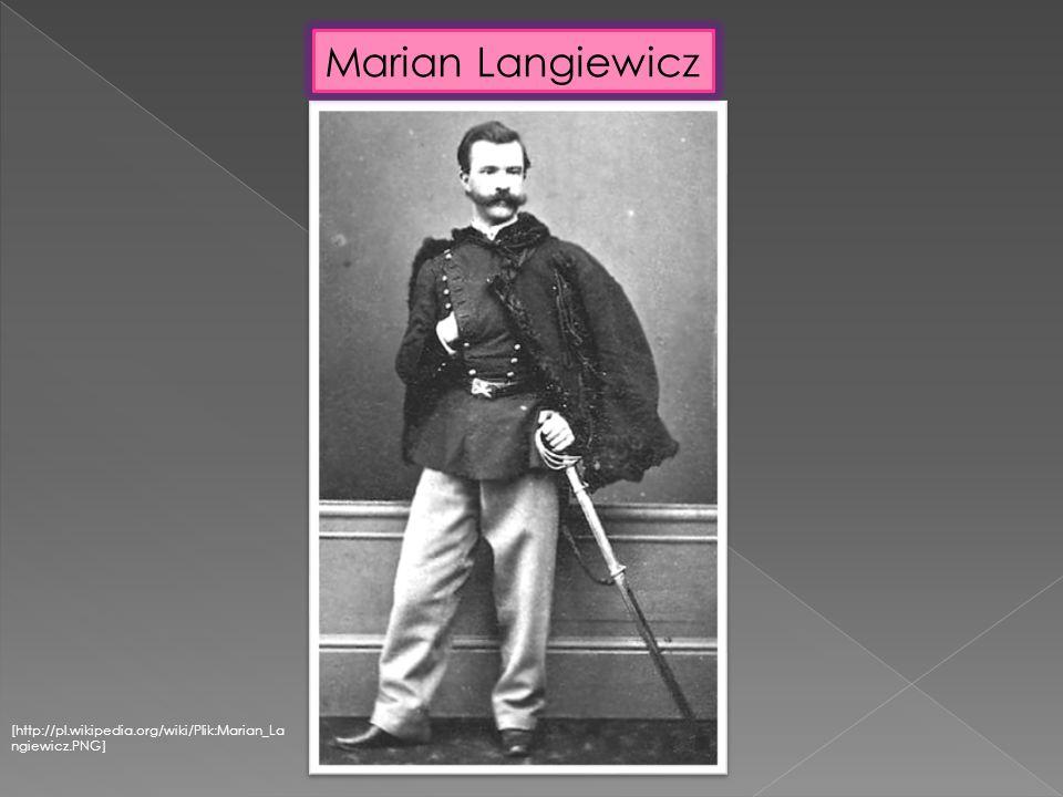 [http://pl.wikipedia.org/wiki/Plik:Marian_La ngiewicz.PNG] Marian Langiewicz