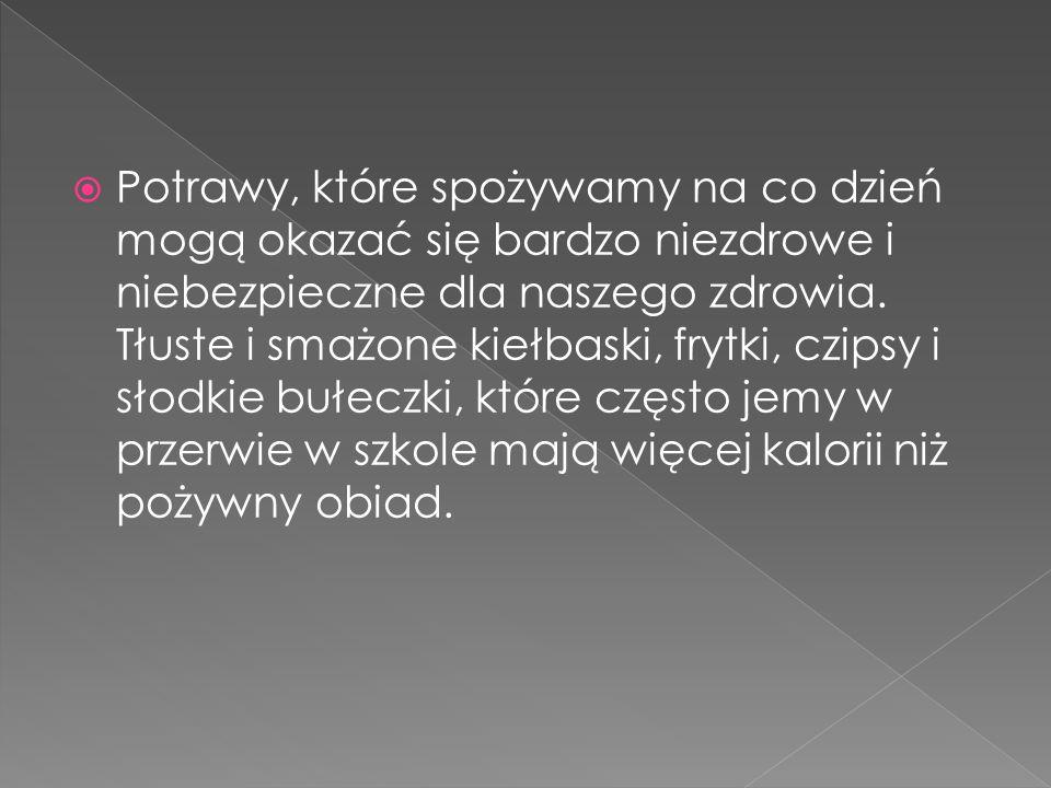 typowo polski fast food, powstały w latach 70.