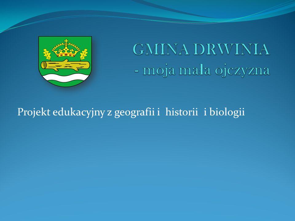 Projekt edukacyjny z geografii i historii i biologii