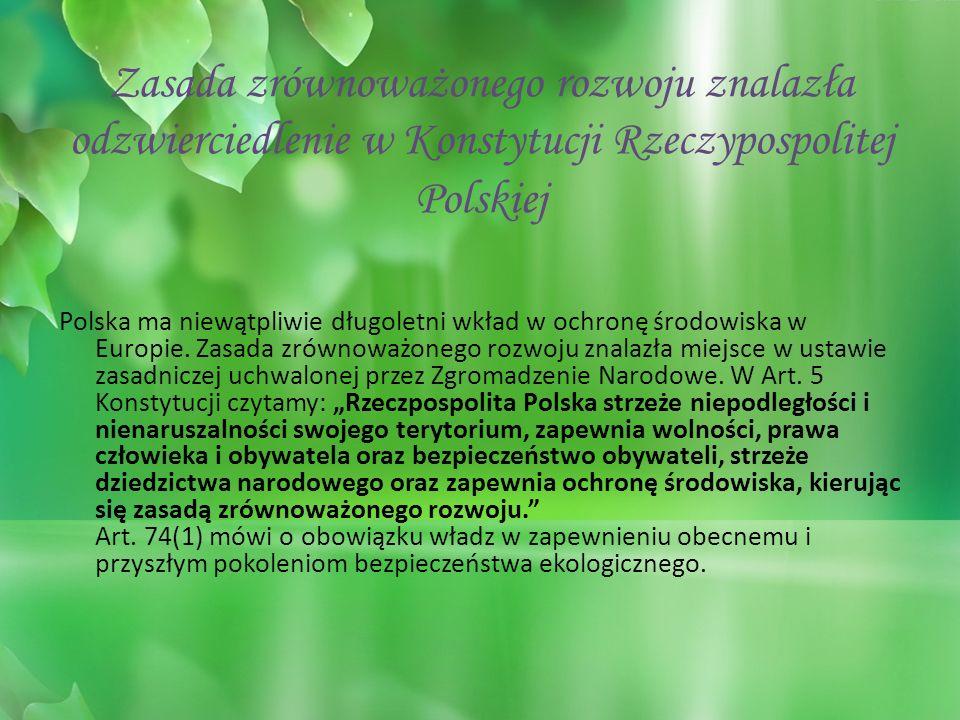 Jaki jest obecnie stosunek polskiej opinii publicznej wobec ekologii i ekologów.