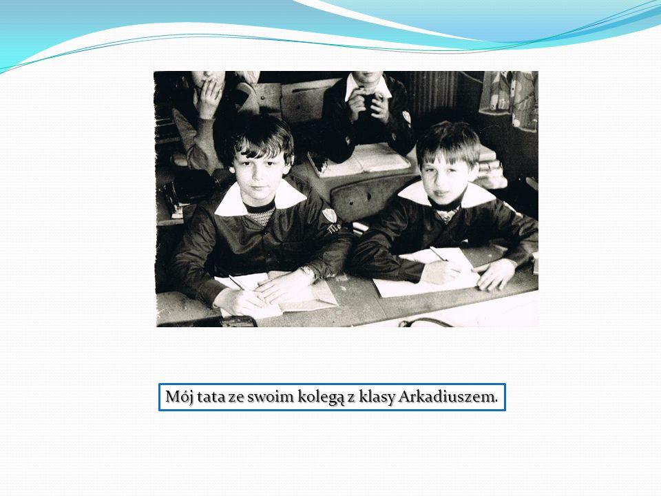 Tak wyglądała wychowawczyni mojego taty w klasach 1-3 – pani Anna Pawlikowska.