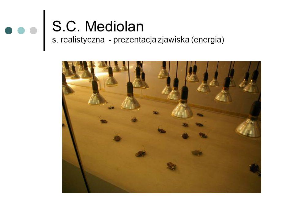S.C. Mediolan s. realistyczna - prezentacja zjawiska (energia)