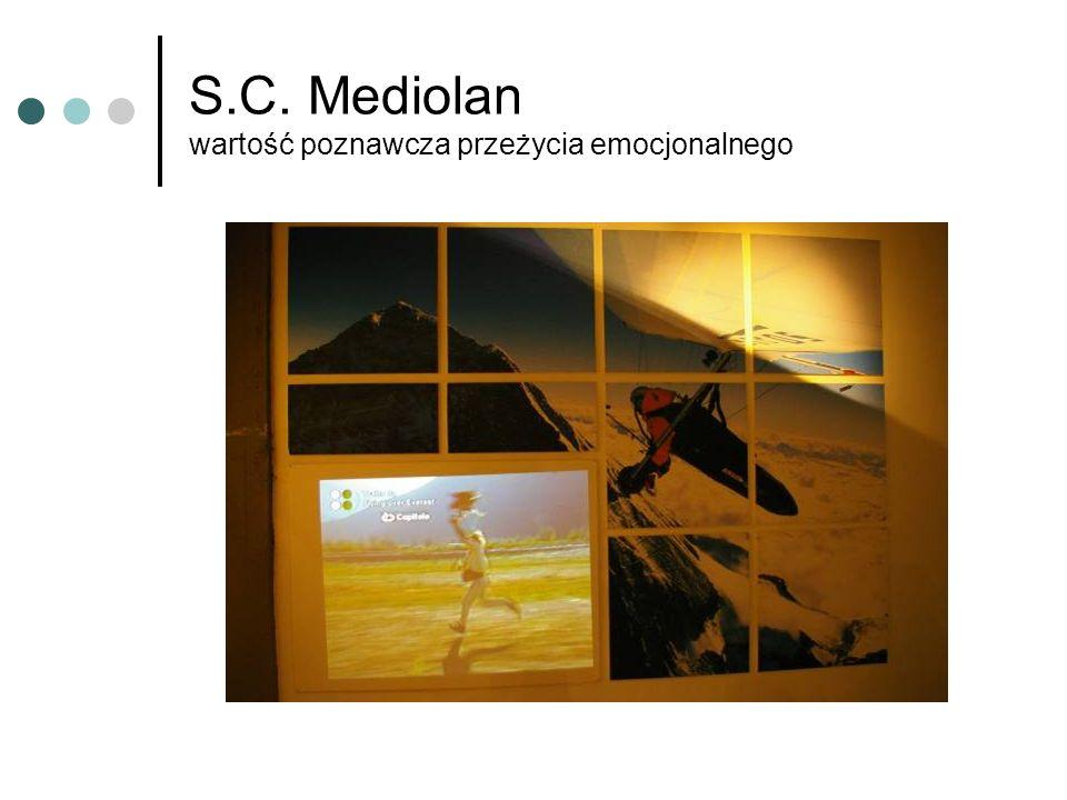 S.C. Mediolan wartość poznawcza przeżycia emocjonalnego