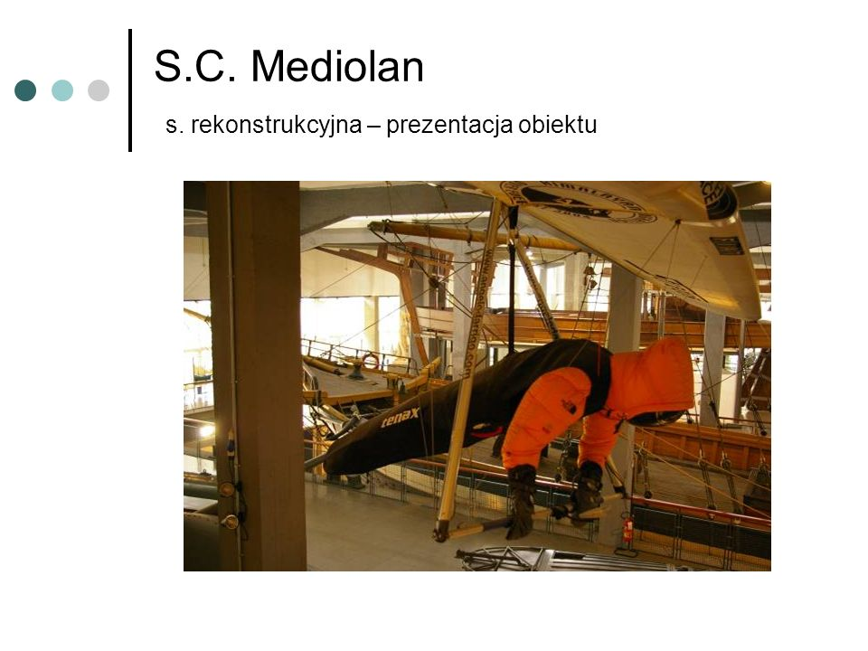 S.C. Mediolan s. rekonstrukcyjna – prezentacja obiektu