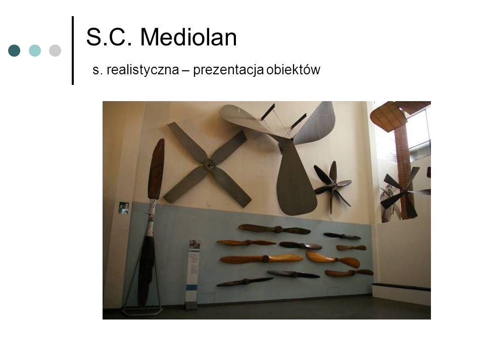 S.C. Mediolan s. realistyczna – prezentacja obiektów