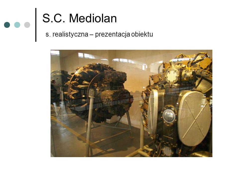 S.C. Mediolan s. realistyczna – prezentacja obiektu