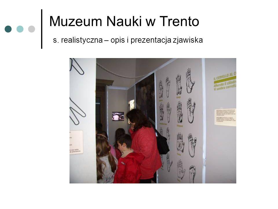 Muzeum Nauki w Trento s. realistyczna – opis i prezentacja zjawiska