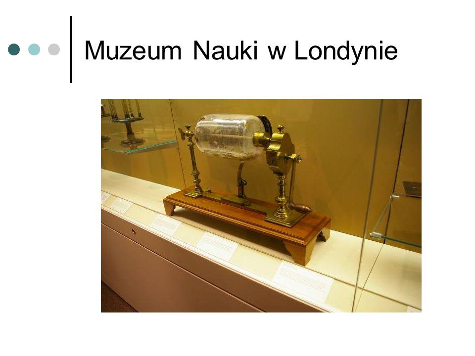 Muzeum Nauki w Londynie