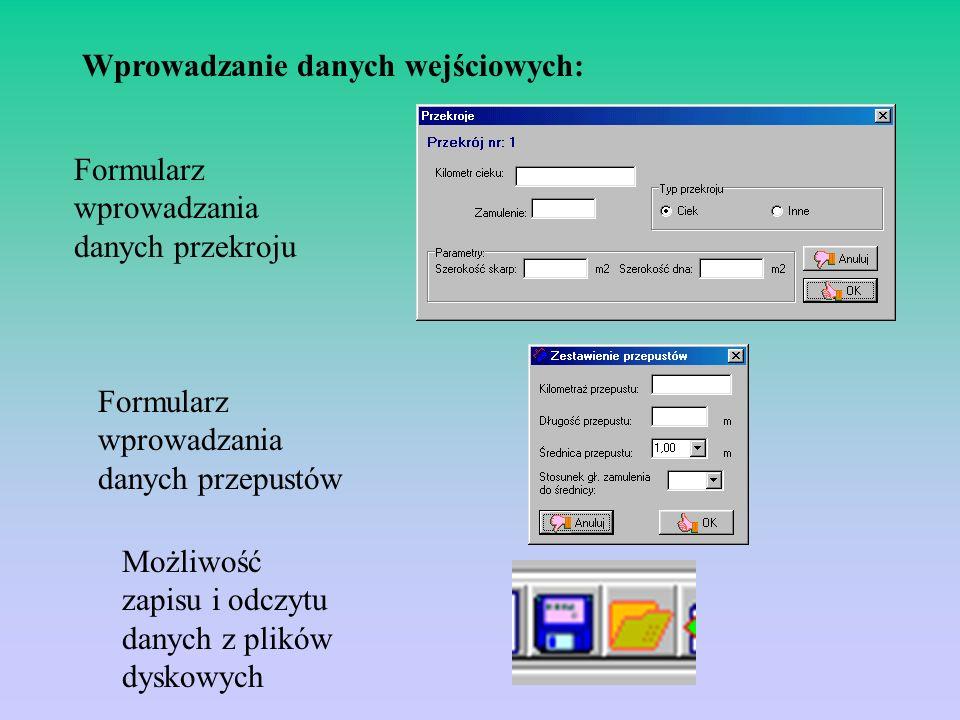 Wykorzystane narzędzia: 1.Srodowisko programistyczne Borland C++Builder 3.0 standard – główne moduły programu 2.Program DataBase Desktop – baza danych typu Paradox – katalogi nakładów kosztorysowych 3.Sterowniki BDE – wymiana danych pomiędzy głównym modułem programu i bazą danych