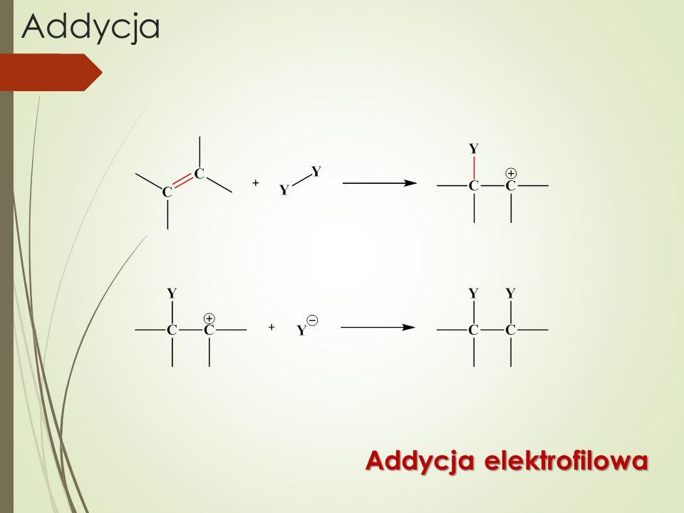 Addycja Addycja elektrofilowa