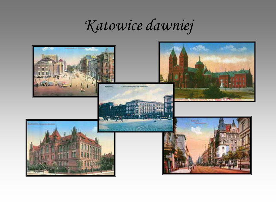 Katowice dawniej