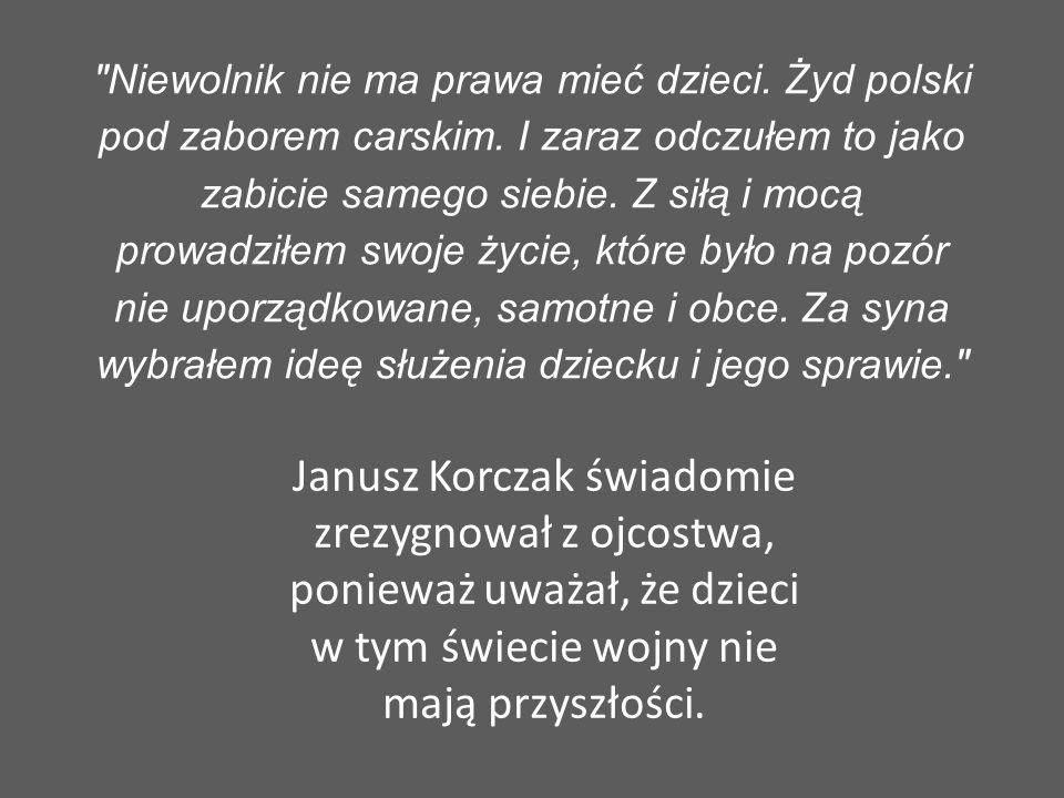 Niewolnik nie ma prawa mieć dzieci.Żyd polski pod zaborem carskim.