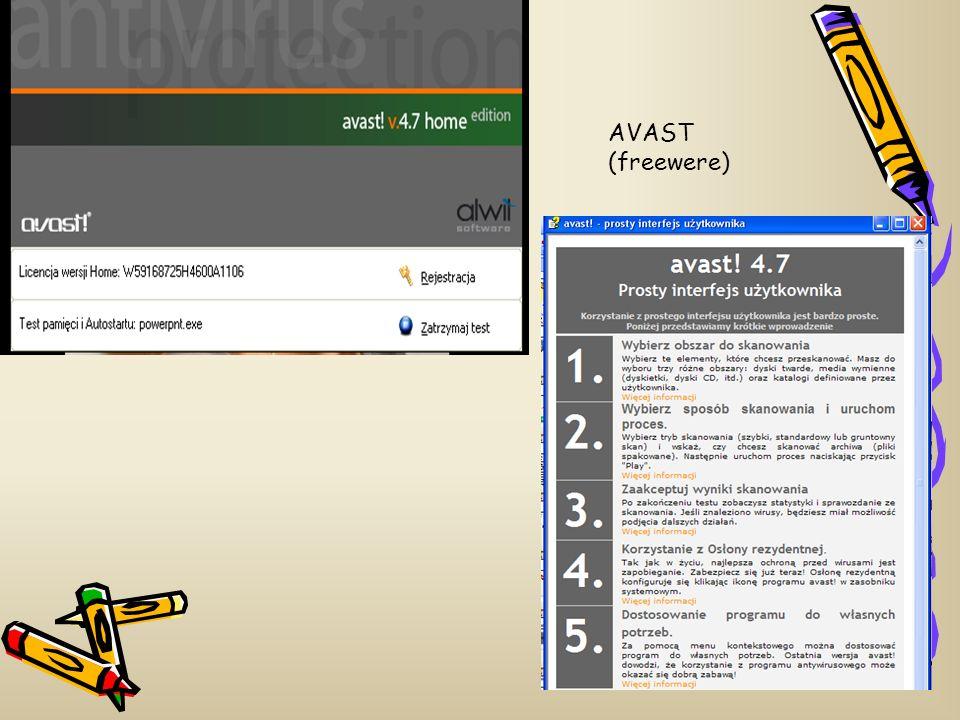 AVAST (freewere)