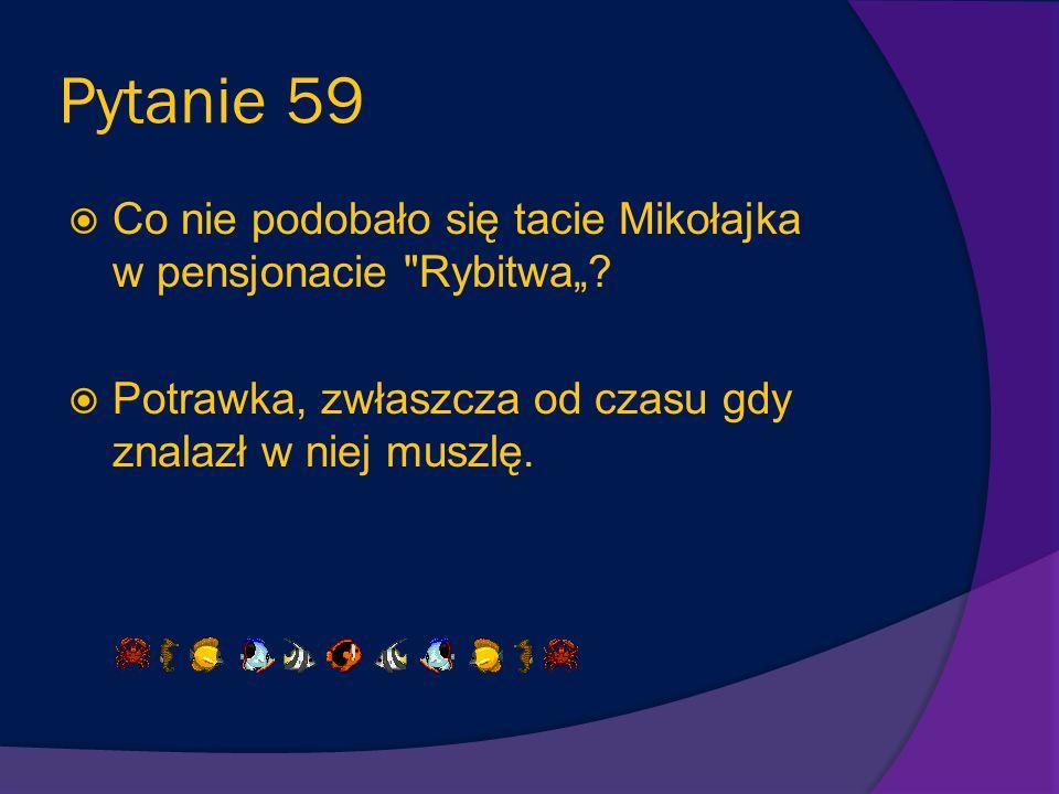 Pytanie 58 Kim byli Hector Duval i Juliusz Martin? Byli nauczycielami gimnastyki
