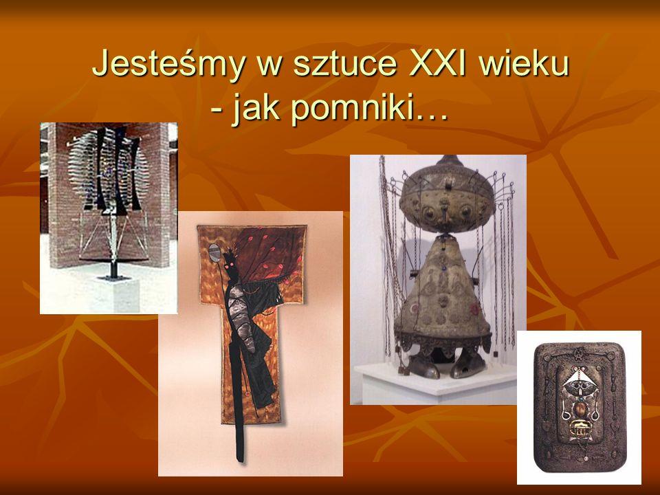 Jesteśmy artystyczną fontanną i inspiracją do dzieł Władysława Hasiora