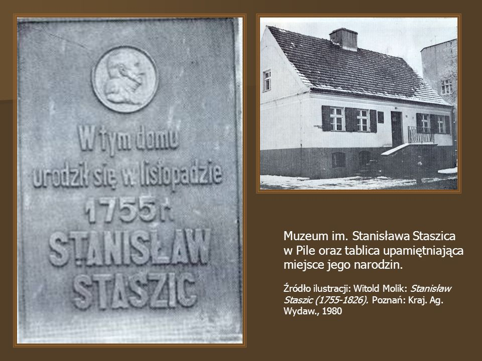 Sala w Muzeum Stanisława Staszica w Pile. Źródło ilustracji: