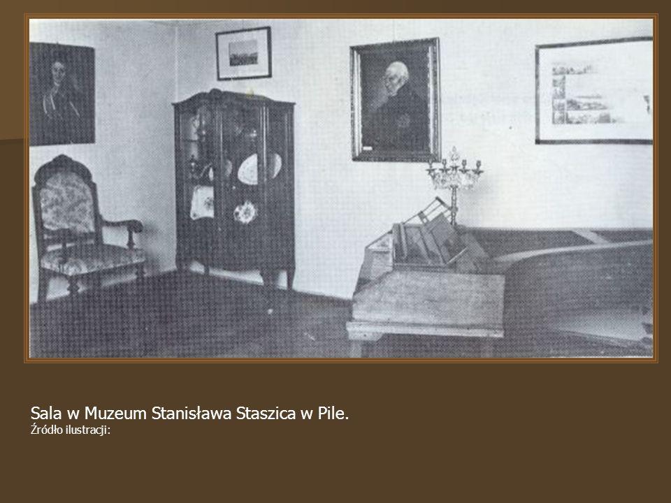 W Warszawie, na skwerze przed pałacem Prymasowskim znajduje się skromny pomnik ku czci Stanisława Staszica.