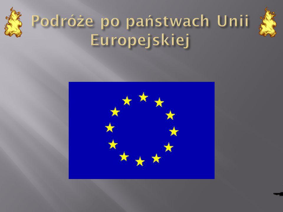 Pa ń stwa Unii Europejskiej Austria Belgia Brytania Bułgaria Cypr Czechy Dania Estonia Finlandia Grecja Hiszpania Holandia Irlandia Litwa Luksemburg Francja Łotwa Malta Niemcy Polska Portugalia Rumunia Słowacja Słowenia Szwecja Węgry Włochy
