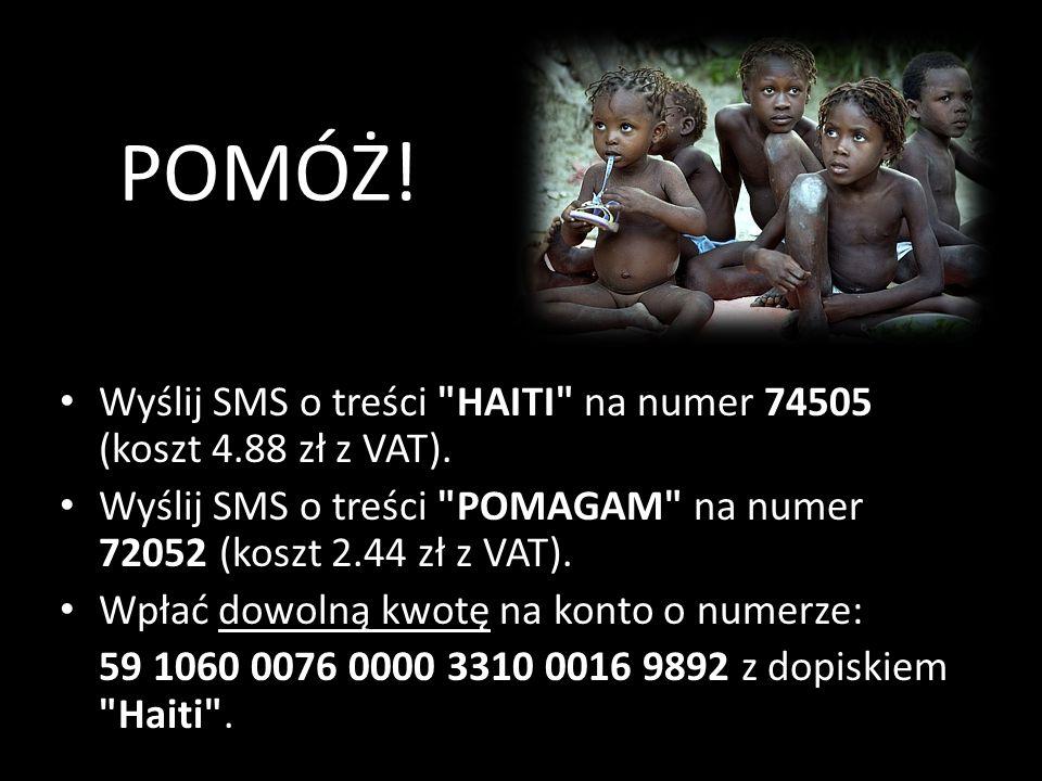 Adopcja na odległość małych Haitańczyków Zachęcamy do uczestnictwa w programie Adopcja na odległość skierowanego do małych Haitańczyków.