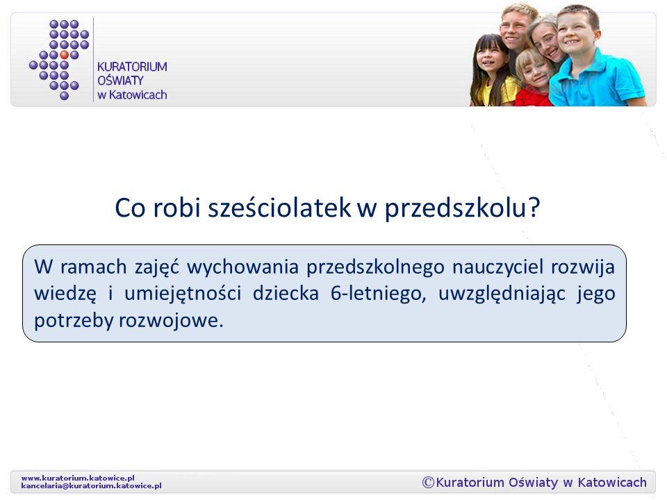 Dziecko sześcioletnie od 1 września 2012 r. /2013/ lub kontynuuje przygotowanie przedszkolne na wniosek rodziców zostaje objęte obowiązkiem szkolnym j